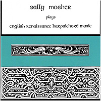English Renaissance Harpsichord CD cover